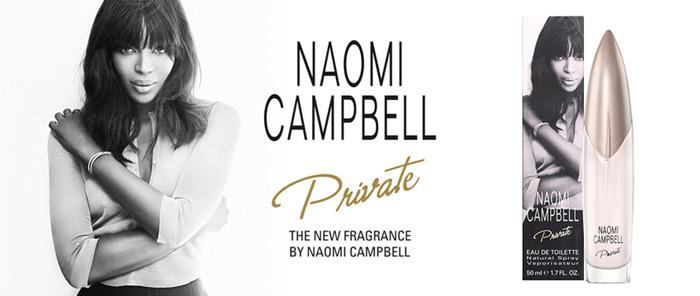 Наоми Кемпбэлл представила новый аромат в 2019 году
