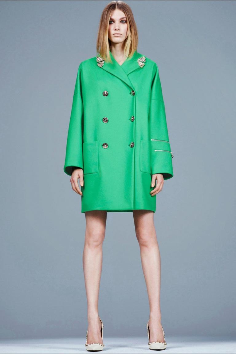 Мода пальто весна фото
