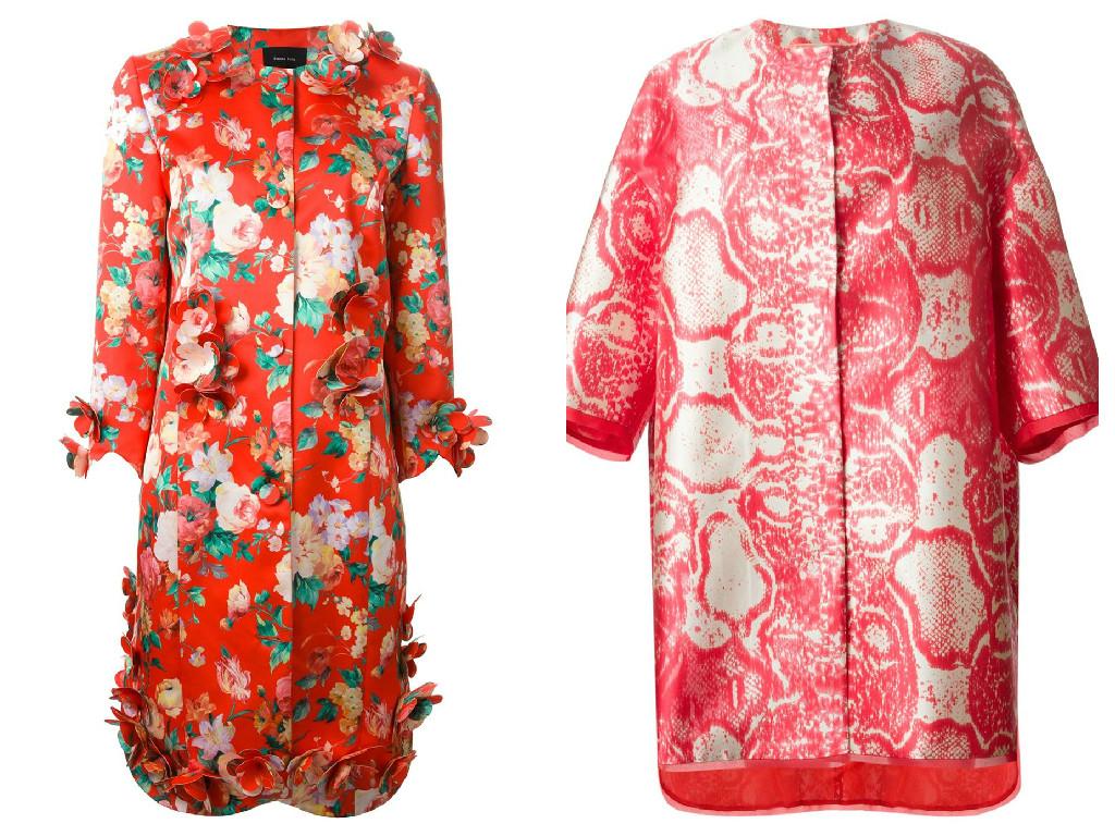 Весна 2015 модные женские пальто весна