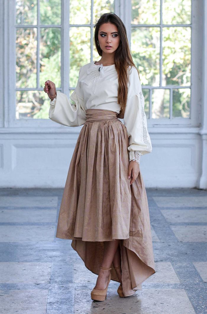 Длинные юбки в инстаграм