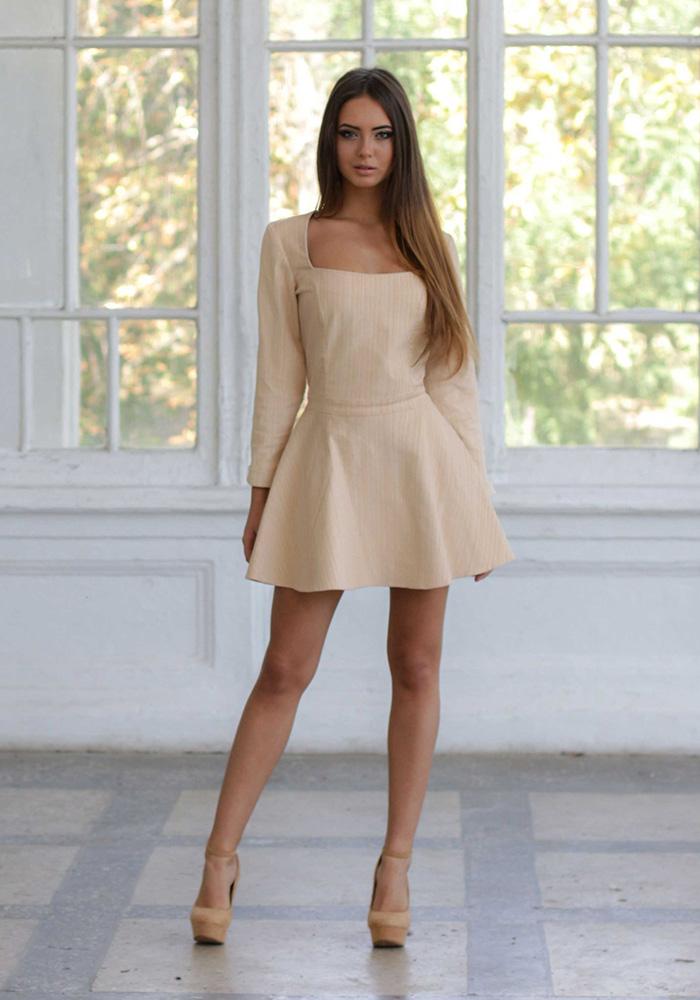 Инстаграм платья короткие