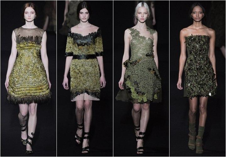 Самые модные коллекции платьев сезона осень-зима 2014-2015 - touch ... a04d9044611