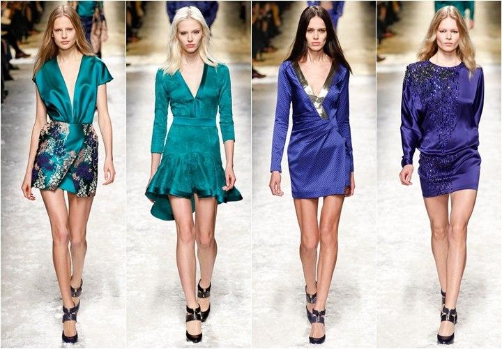 Коллекции платьев коротких