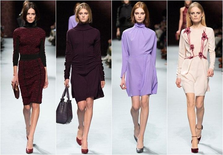Коллекции 2014 платья